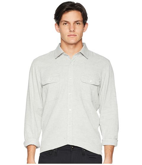 Imbracaminte Barbati Rip Curl Logan Long Sleeve Flannel Off-White