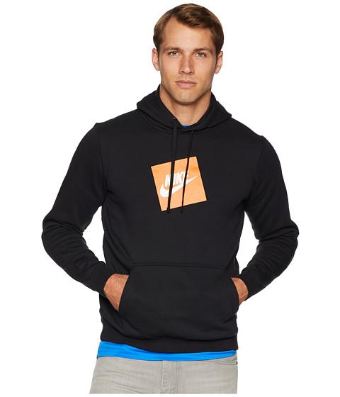 Imbracaminte Barbati Nike NSW Hybrid Hoodie Pullover Fleece Black