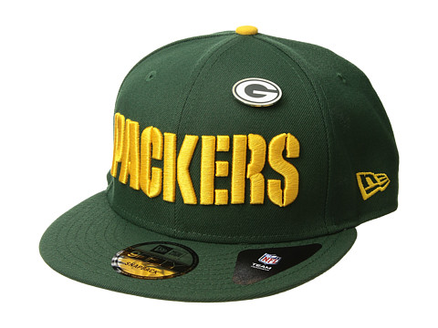 Accesorii Barbati New Era Green Bay Packers Pinned Snap Dark Green
