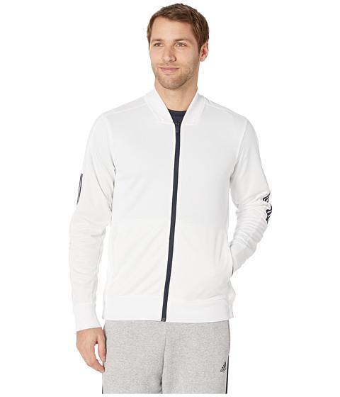 Imbracaminte Barbati adidas Snap Jacket White