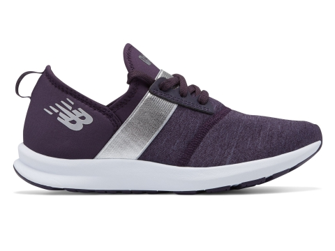 Incaltaminte Femei New Balance Women's FuelCore NERGIZE Purple with Silver
