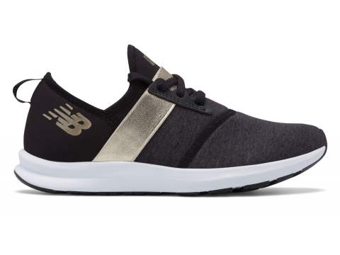 Incaltaminte Femei New Balance Women's FuelCore NERGIZE Black with Gold