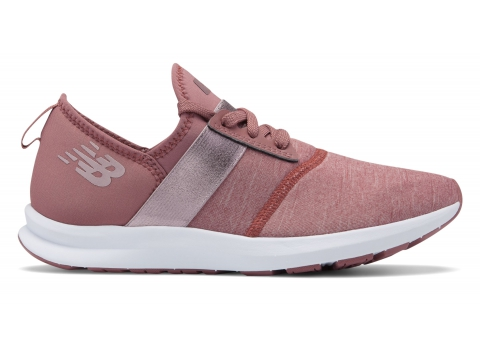 Incaltaminte Femei New Balance Women's FuelCore NERGIZE Pink with Grey