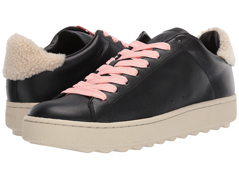 Incaltaminte Femei COACH Low Top Sneaker Black