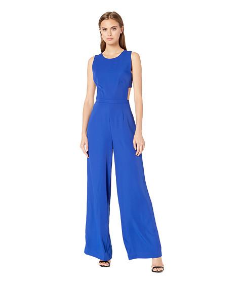 Imbracaminte Femei BCBGMAXAZRIA Rossana Cut Out Back Jumpsuit Royal Blue