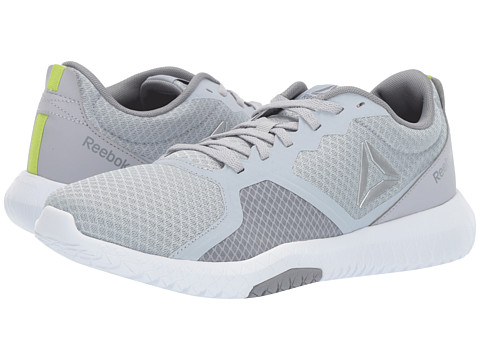 Incaltaminte Barbati Reebok Reebok Flexagon Force Cold GreyWhiteNeon LimeSilver