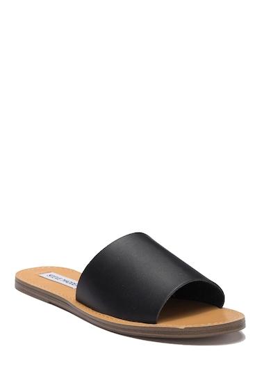 Incaltaminte Femei Steve Madden Kala Slide Sandal BLACK