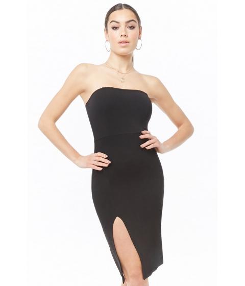 Imbracaminte Femei Forever21 Bodycon Tube Dress BLACK