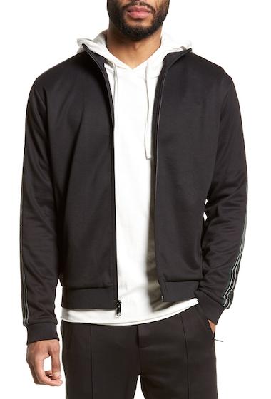 Imbracaminte Barbati Vince Regular Fit Track Jacket BLACK