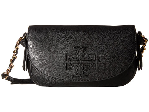 Genti Femei Tory Burch Harper Crossbody Black