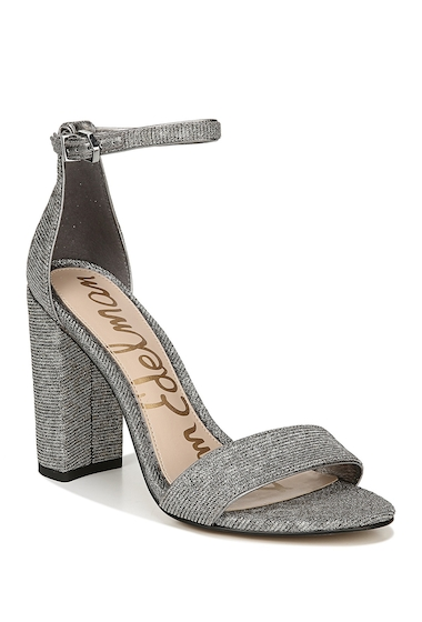 Incaltaminte Femei Sam Edelman Yaro Ankle Strap Sandal SILVER