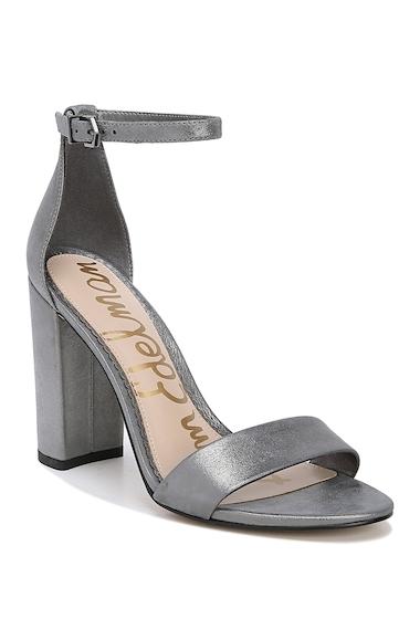 Incaltaminte Femei Sam Edelman Yaro Ankle Strap Sandal PEWTER