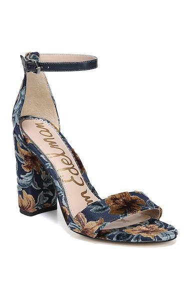 Incaltaminte Femei Sam Edelman Yaro Ankle Strap Sandal NAVYGOLD