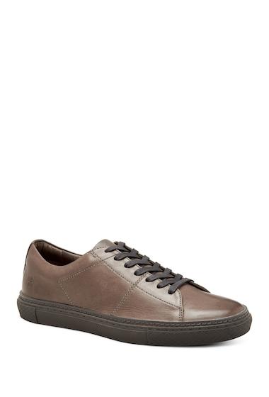 Incaltaminte Barbati Frye Essex Low Leather Sneaker DARK GREY