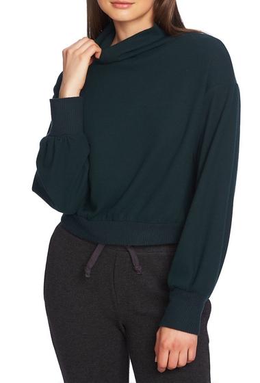 Imbracaminte Femei 1State Scrunch Neck Crop Top CYPRESS PINE