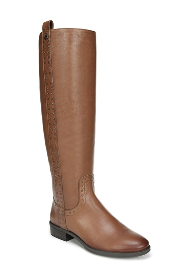 Incaltaminte Femei Sam Edelman Prina Riding Boot Women Wide Calf WHISKEY