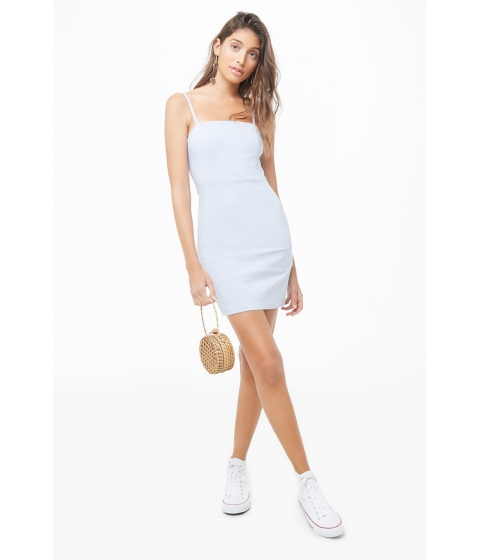 Imbracaminte Femei Forever21 Bodycon Cami Dress PERIWINKLE
