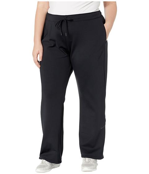 Imbracaminte Femei Nike Therma All Time Pants (Sizes 1X-3X) BlackBlack