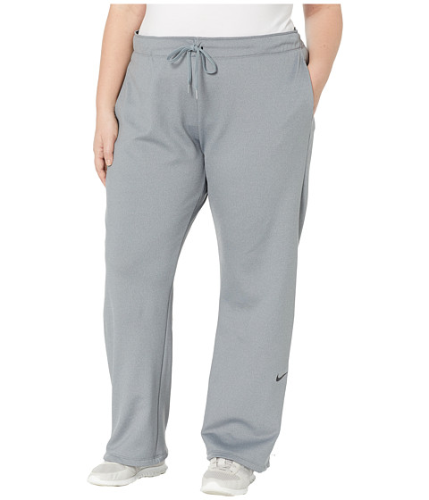 Imbracaminte Femei Nike Therma All Time Pants (Sizes 1X-3X) Cool GreyHeatherBlackBlack