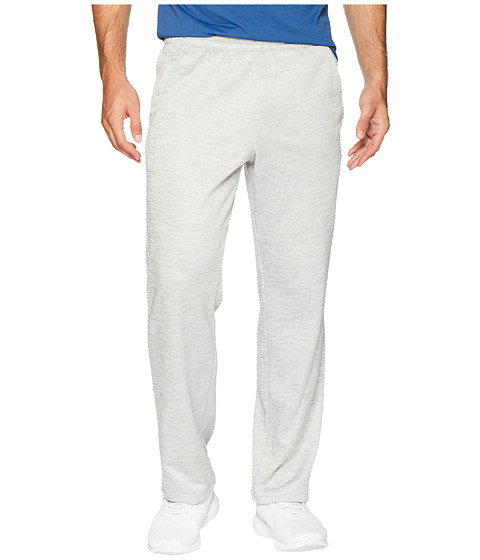 Imbracaminte Barbati adidas Team Issue Fleece Open Hem Pants Grey Two MetallicHi-Res Aqua Metallic