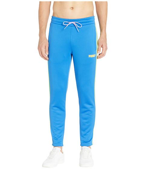 Imbracaminte Barbati PUMA T7 Pop Track Pants Strong Blue