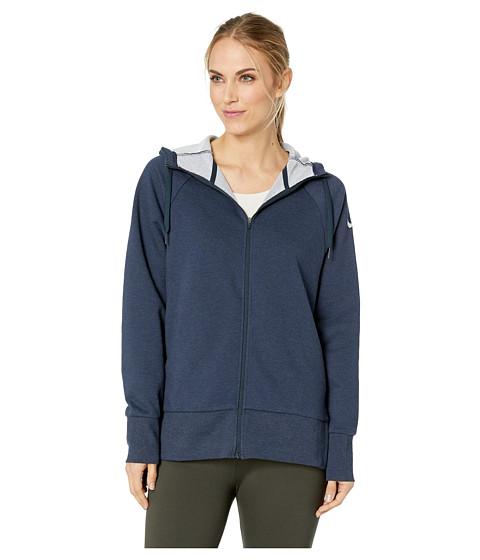Imbracaminte Femei Nike Dry Full Zip Hoodie ObsidianheatherIgloo