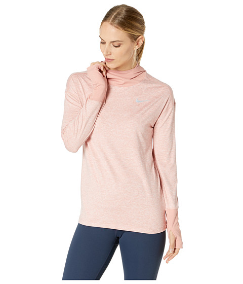 Imbracaminte Femei Nike Element Hoodie Rust PinkHeather