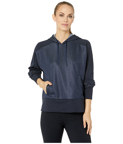 Imbracaminte Femei Nike Dry Pullover Shimmer Hoodie ObsidianHeatherBlack