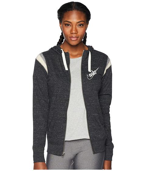 Imbracaminte Femei Nike Gym Vintage Hoodie Full Zip HBR BlackSail