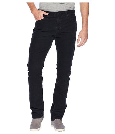 Imbracaminte Barbati AG Adriano Goldschmied Everett Slim Straight Leg Jeans in Sulfur Black Ash Sulfur Black Ash