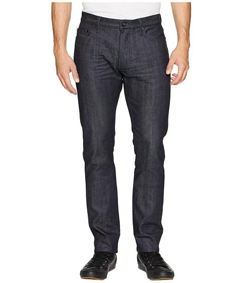 Imbracaminte Barbati John Varvatos Woodward Fit Jeans in Indigo J244U2 Indigo