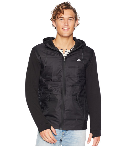 Imbracaminte Barbati Rip Curl MF Anti Series Fleece Black