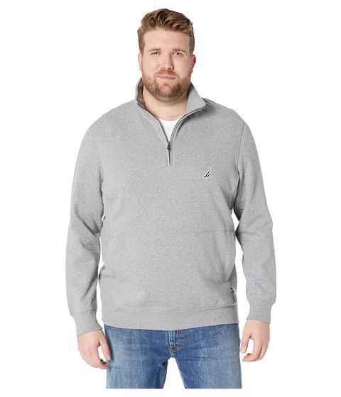 Imbracaminte Barbati Nautica Big amp Tall Fleece Basic Stone Grey Heather