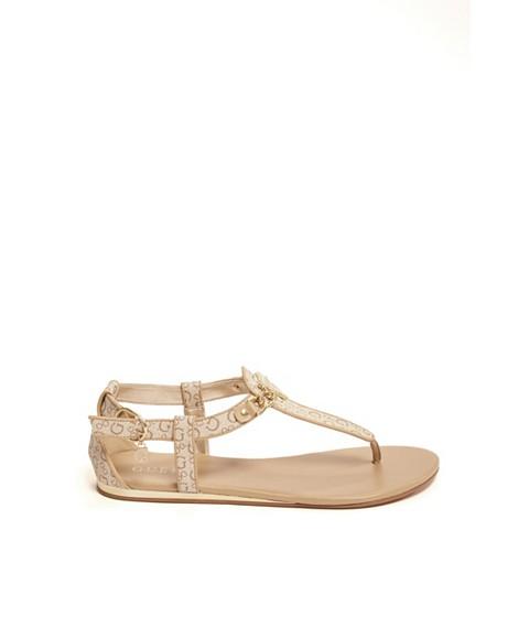 0fc4778ba62e Siara Logo Sandals nude