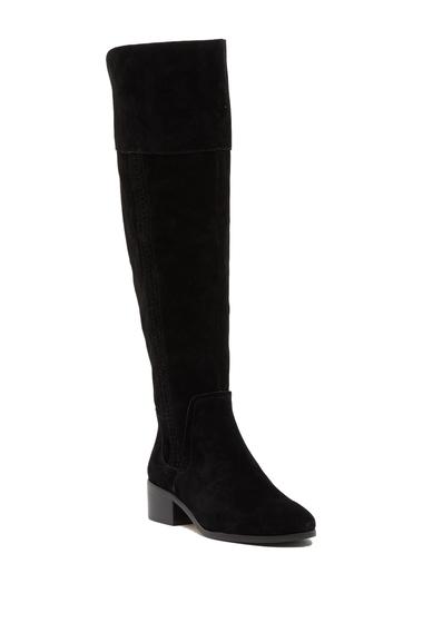 Incaltaminte Femei Vince Camuto Kochelda Over the Knee Boot - Regular Wide Calf BLACK 01