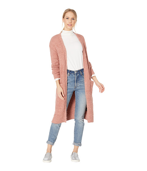 Imbracaminte Femei BB Dakota Cardi B Ultra Soft Cardigan Rose Taupe