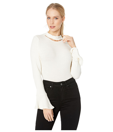 Imbracaminte Femei LnA Franz Slub Sweater Top Jet Stream