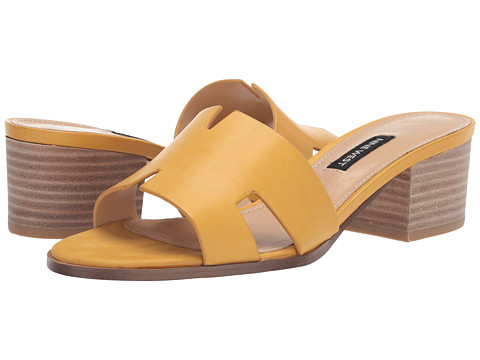 Incaltaminte Femei Nine West Aubrey Sandal Yellow