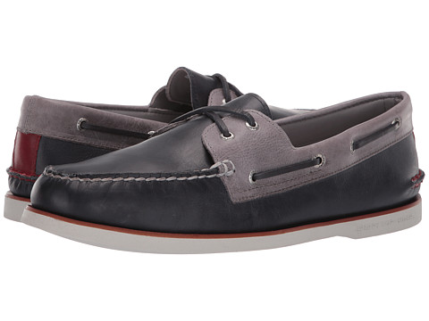Incaltaminte Barbati Sperry Top-Sider Gold Cup AO 2-Eye Fairhaven NavyGrey