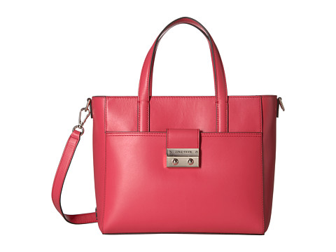 Genti Femei Cole Haan Lock Group Small Tote Teaberry