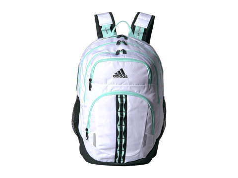 Genti Femei adidas Prime V Backpack WhiteClear MintBlack