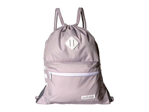 Genti Femei adidas Classic 3S Sackpack MauveWhite