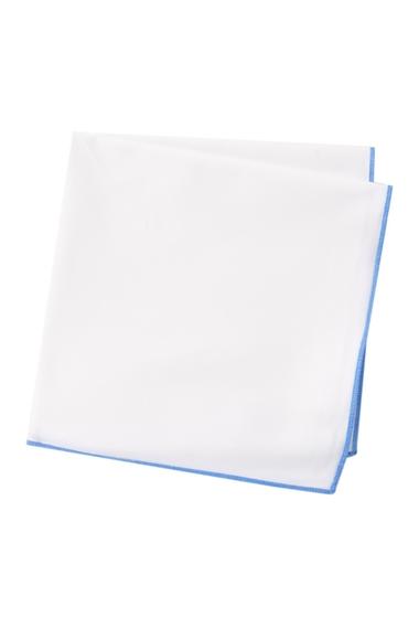 Accesorii Barbati 14th Union Bastrop Solid Pocket Square BRIGHT BLUE