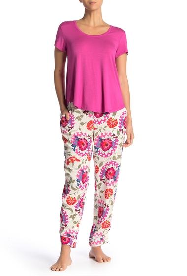 Imbracaminte Femei Josie Floral Drawstring Sleep Pants VAN