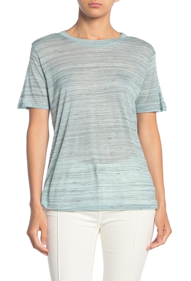 Imbracaminte Femei Splendid Striped Crew Neck T-Shirt ARUBA