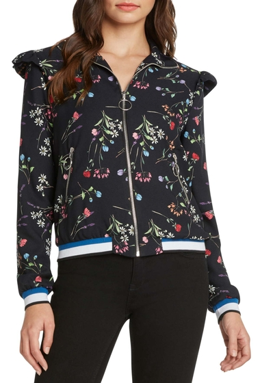 Imbracaminte Femei Willow Clay Floral Track Jacket BLACK