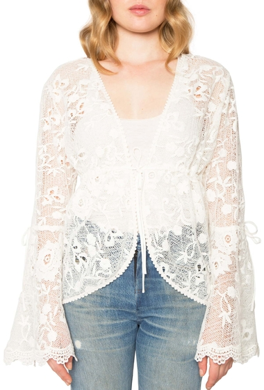 Imbracaminte Femei Willow Clay Lace Jacket IVORY