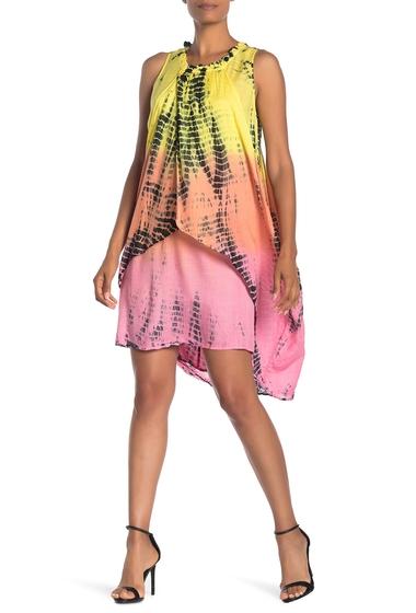 Imbracaminte Femei Papillon Summer Layered Tie Dye Dress MULTI
