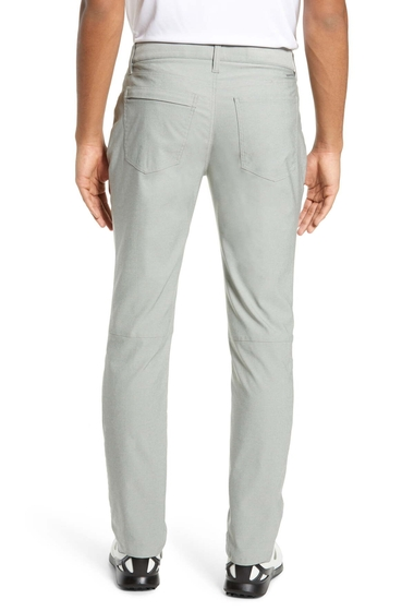 Imbracaminte Barbati Bonobos Lightweight Slim Fit Five-Pocket Golf Pants HEATHER CHARCOAL