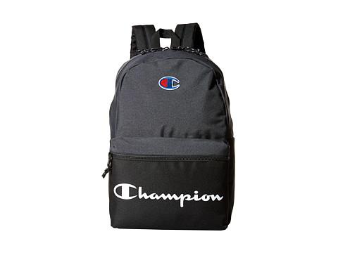 Genti Femei Champion Forever Champ The Manuscript Backpack Black image0